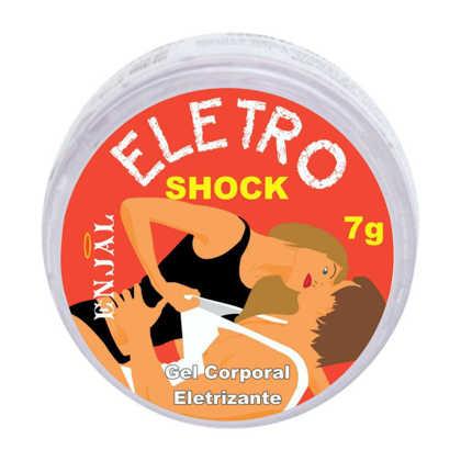 Imagem de Eletro Shock - Gel Vibratório - Efeito Excitante - Para o Casal - 7g - Enjal