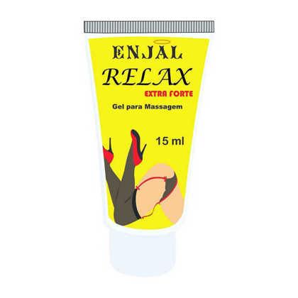 Imagem de Relax - Gel Relaxante Anal - Extra Forte - 4 Funções - 15 ml - Enjal