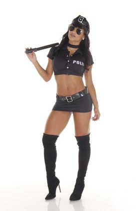 Imagem de Fantasia Policial Americana