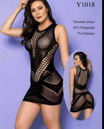 Imagem de Mini vestido y1018