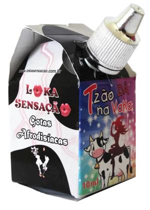 Imagem de GOTAS AFRODISIACAS - Tzão Dá na Vaka - 10 ml