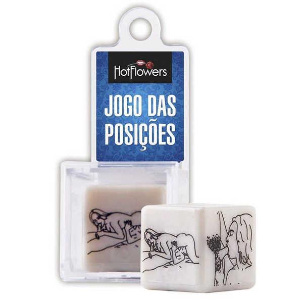 Imagem de JOGO POSIÇÕES - 01 DADO
